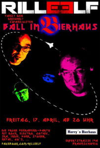 17.04.2020: 22. Ball in Harrys Bierhaus Braunschweig