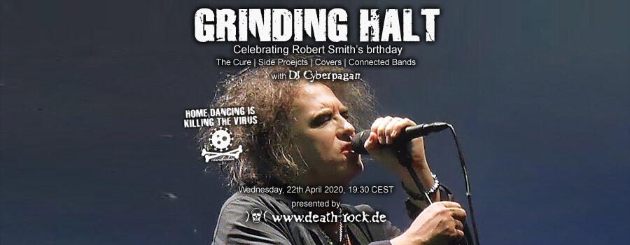 22.04.2020: Grinding Halt Livestream