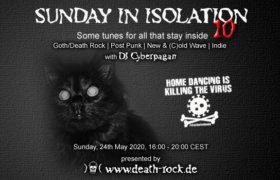 24.05.2020: Sunday in Isolation #10 Livestream