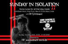 31.05.2020: Sunday in Isolation #11 Livestream