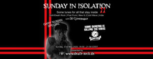 31.05.2020: Sunday in Isolation #11 Livestream