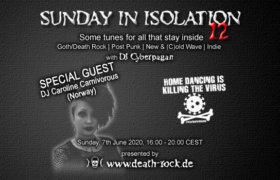 07.06.2020: Sunday in Isolation #12 Livestream