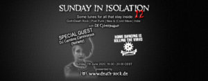 07.06.2020: Sunday in Isolation #12 Livestream