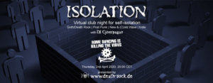 02.04.2020: Isolation #3 Livestream