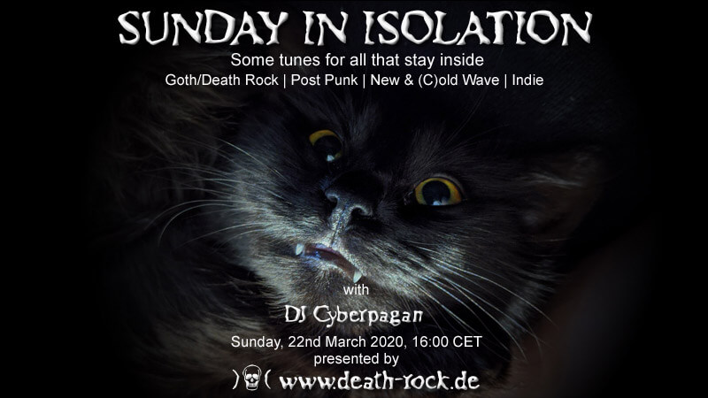 22.03.2020: Sunday in Isolation #1 Livestream