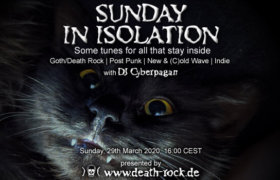 29.03.2020: Sunday in Isolation #2 Livestream