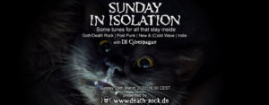 29.03.2020: Sunday in Isolation #2 Livestream
