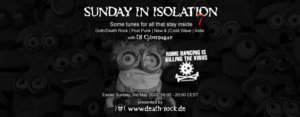 03.05.2020: Sunday in Isolation #7 Livestream