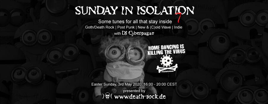 03.05.2020: Sunday in Isolation #7 Livestream