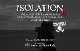 07.05.2020: Isolation #8 Livestream