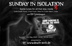 10.05.2020: Sunday in Isolation #8 Livestream