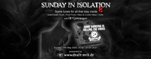 10.05.2020: Sunday in Isolation #8 Livestream