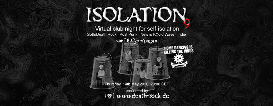 14.05.2020: Isolation #9 Livestream