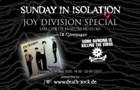 17.05.2020: Sunday in Isolation #9 Livestream