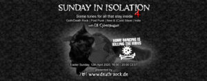 12.04.2020: Sunday in Isolation #4 Livestream
