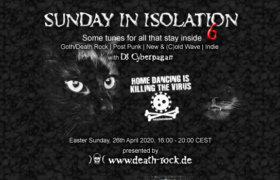 26.04.2020: Sunday in Isolation #6 Livestream