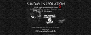 26.04.2020: Sunday in Isolation #6 Livestream