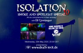 20.05.2020: Isolation #10 Livestream