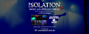 20.05.2020: Isolation #10 Livestream
