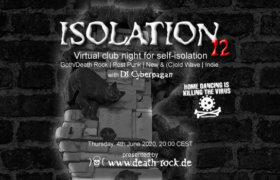 04.06.2020: Isolation #12 Livestream