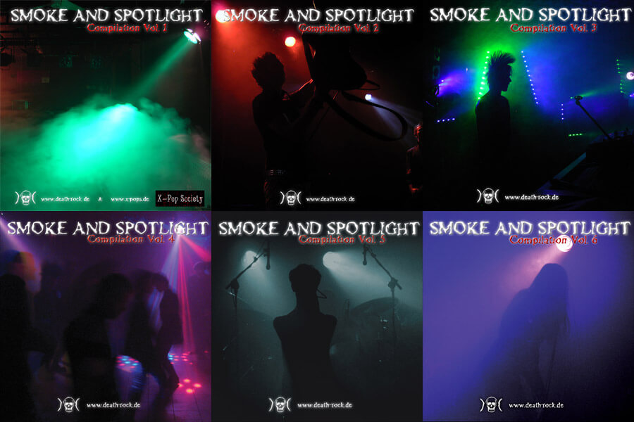 SMOKE AND SPOTLIGHT Compilations