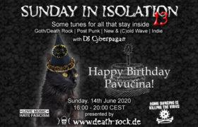 14.06.2020: Sunday in Isolation #13 Livestream