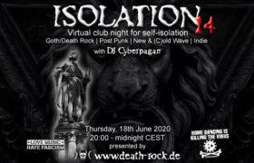 18.06.2020: Isolation #14 Livestream