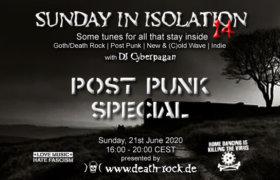 21.06.2020: Sunday in Isolation #14 Livestream