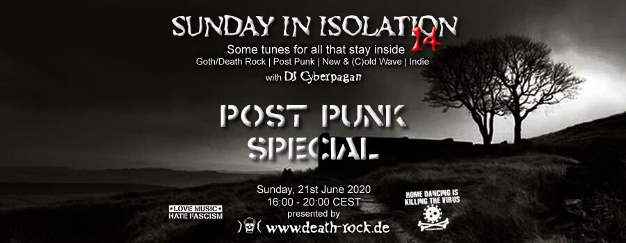 21.06.2020: Sunday in Isolation #14 Livestream
