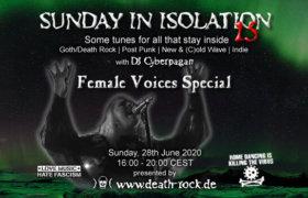 28.06.2020: Sunday in Isolation #15 Livestream