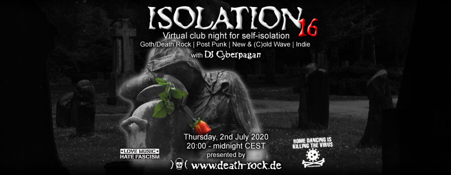 02.07.2020: Isolation #16 Livestream