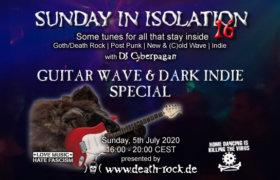 05.07.2020: Sunday in Isolation #16 Livestream