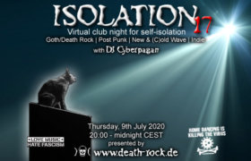 09.07.2020: Isolation #17 Livestream