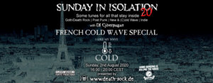 02.08.2020: Sunday in Isolation #20 Livestream