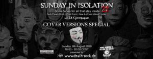09.08.2020: Sunday in Isolation #21 Livestream