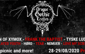 28.-29.08.2020: XV. Prague Gothic Treffen, Prag