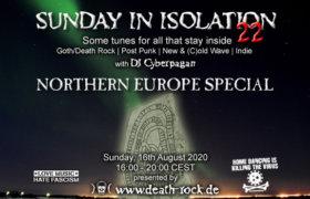 16.08.2020: Sunday in Isolation #22 Livestream