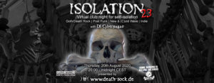 20.08.2020: Isolation #23 Livestream