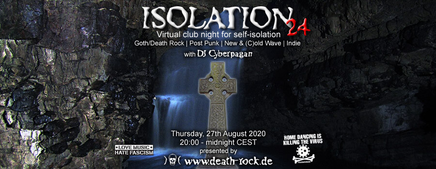 27.08.2020: Isolation #24 Livestream