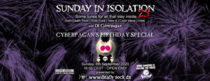 06.09.2020: Sunday in Isolation #25 Livestream