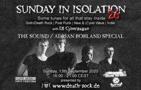 13.09.2020: Sunday in Isolation #26 Livestream