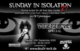 20.09.2020: Sunday in Isolation #27 Livestream