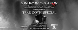 04.10.2020: Sunday in Isolation #29 Livestream