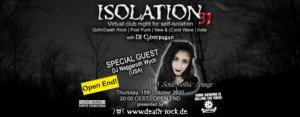 15.10.2020: Isolation #31 Livestream