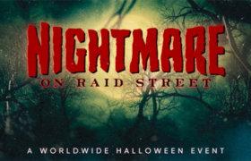 31.10.2020: Nightmare on Raid Street Livestream