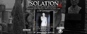 19.11.2020: Isolation #36 Livestream
