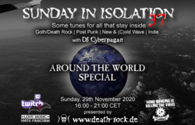 29.11.2020: Sunday in Isolation #37 Livestream