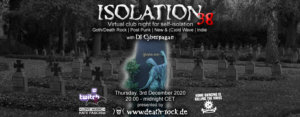 03.12.2020: Isolation #38 Livestream