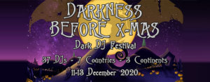 11.-13.12.2020: Darkness Before X-mas Livestream
