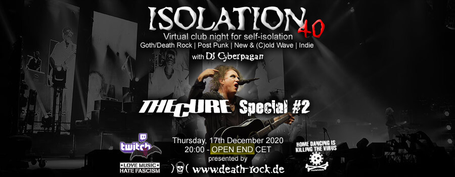 17.12.2020: Isolation #40 Livestream